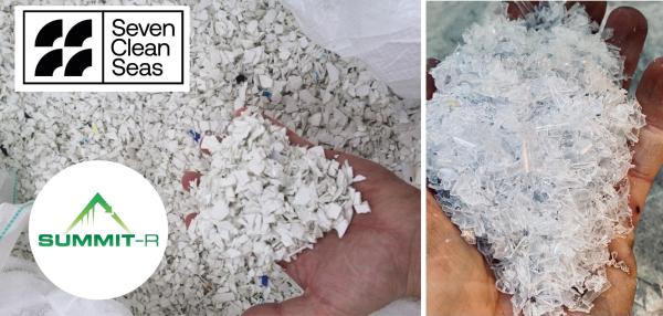 Summit Systems: Holding Plastic Flakes
