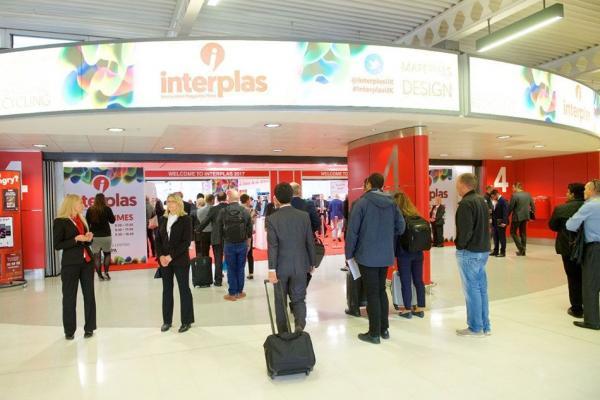 Interplas exhibition