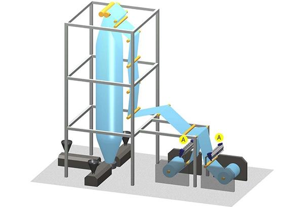 Case Study: eStat Solves Static Problem on ATEX Foam Line