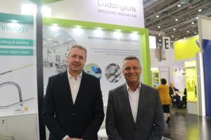 Boddingtons team members at Medical Technology Ireland
