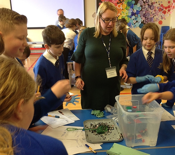 MBA Polymers UK: Recycling Ambassadors Programme in Schools