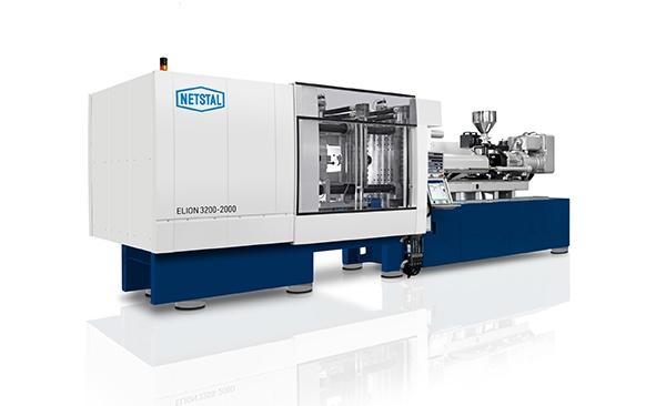 Netstal injection moulding machine (Elion)