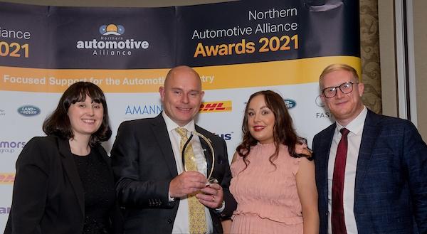MGS Technical Plastics Wins Award at NAA Awards